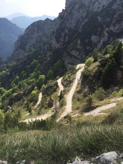 Mountainbike-Touren im Trentino