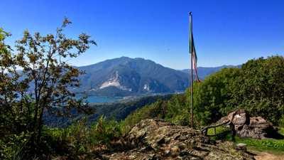 Wandern im Piedmont