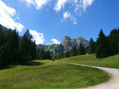 Mountainbike-Touren in Vils