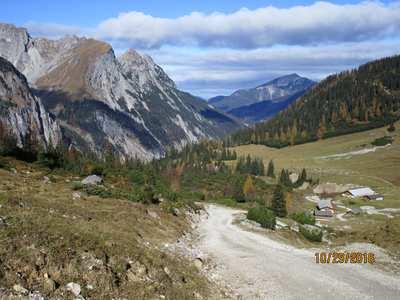 Bergtouren rund um den Achensee