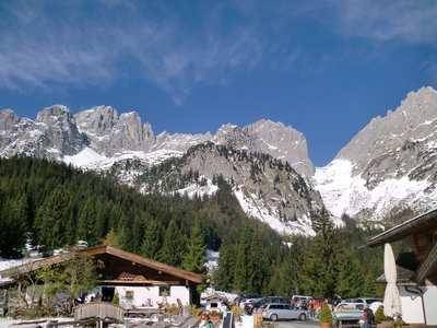 Bergtouren rund um den Wilden Kaiser