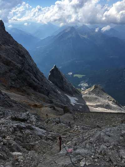 Bergtouren in den Münchner Hausbergen