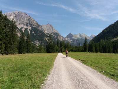 Mountainbike-Touren in Scharnitz