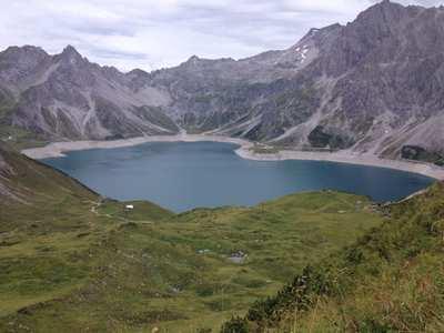 Bergtouren in Vorarlberg