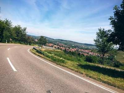 Rennradtouren rund um Stuttgart