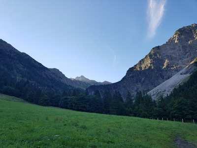 Bergtouren in Deutschland