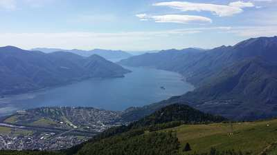 Wandern rund um Ascona - Locarno