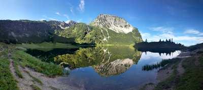 Bergtouren in Bayern