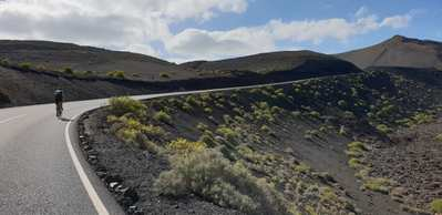 Road Cycling Routes in Lanzarote
