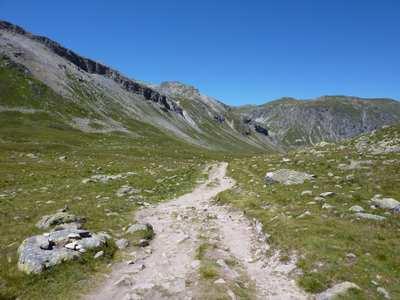 Mountainbike-Touren in den Alpen