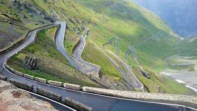Rennradtouren in den Alpen