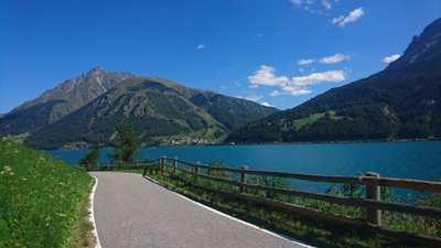 Radtouren in den Alpen