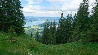 Bergtouren im Ostallgäu