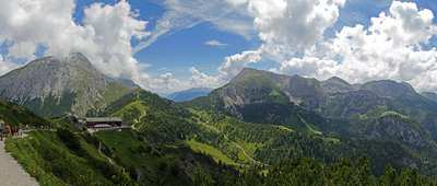 Bergtouren in Oberbayern
