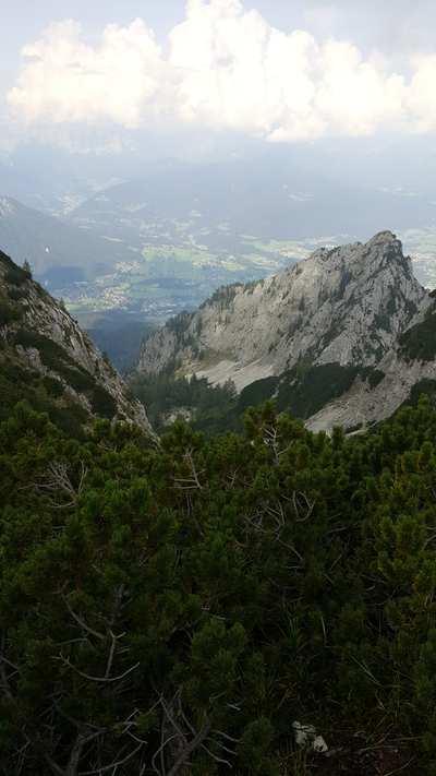 Bergtouren im Berchtesgadener Land