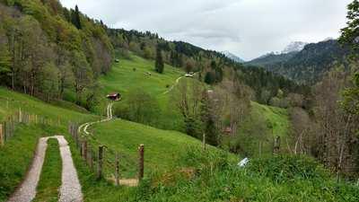Mountainbike-Touren rund um Garmisch-Partenkirchen