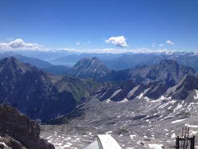 Bergtouren rund um Garmisch-Partenkirchen