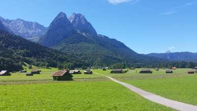 Radtouren rund um Garmisch-Partenkirchen