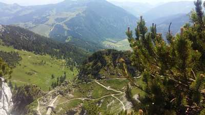 Bergtouren rund um Tegernsee - Schliersee