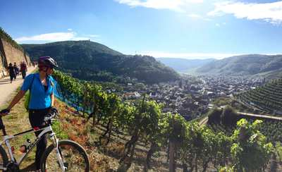 Mountainbike-Touren in der Eifel