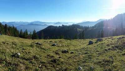 Wandern rund um Rosenheim