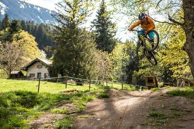 Mountainbike-Touren rund um Rosenheim