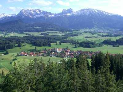 Radtouren im Ostallgäu
