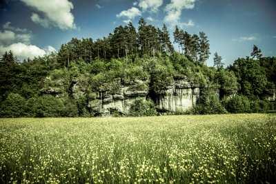 Wandern in Oberfranken