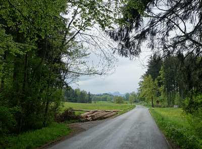 Rennradtouren rund um Tegernsee - Schliersee