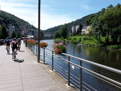 Rennradtouren rund um Hagen