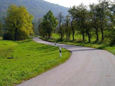 Rennradtouren in der Fränkischen Schweiz