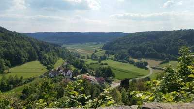 Radtouren in der Fränkischen Schweiz