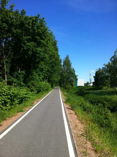 Radtouren rund um Chemnitz