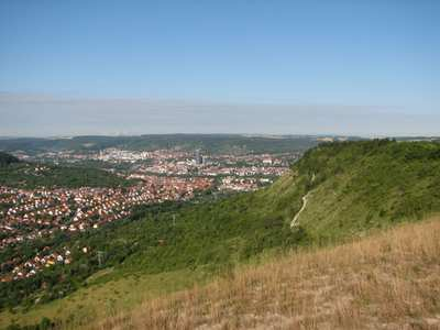 Mountainbike-Touren rund um Jena