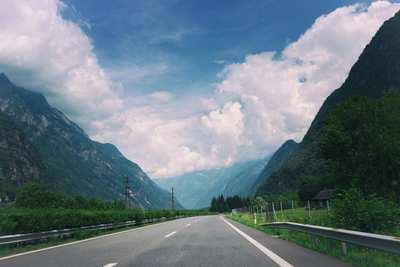 Radtouren in den Ötztaler Alpen